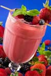 Fruit smoothies may cause dental decay
