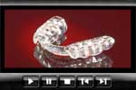 Pure Power athletic mouthguard from dentists