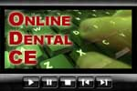 Online dental continuing education
