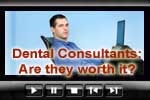 Dental management consulting