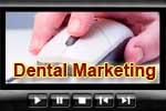 Dental marketing is part of a dentist's job.