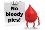 Dentists: no bloody pictures on your dental website!