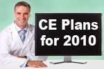 Continuing dental education plans for 2010