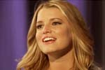 Jessica Simpson on brushing teeth