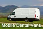 Mobile dental vans for dentists