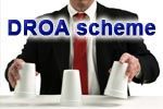 DROA dental website marketing scam