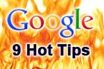 9 Hot Tips for Google Searches