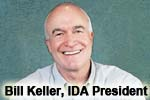 Bill Keller, new President of Internet Dental Alliance (IDA)