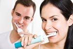 Toothbrushes: conventional, electric and sonic