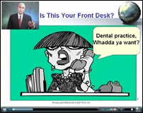 Dental front desk marketing video tutorial