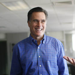 Mitt Romney's Smkile Tops Among Dentists