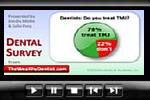 TMJ Disorder survey video