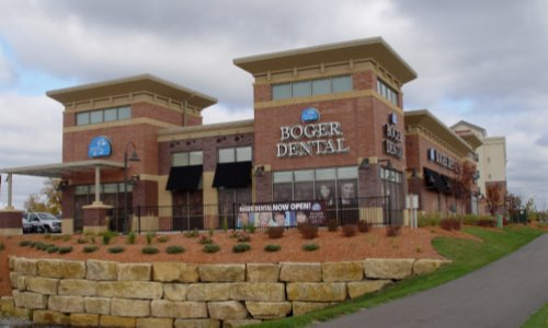 Boger Dental Sign