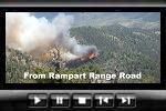 Friday Random Video: Bikers Witness the Start of Colorado Fire (video)