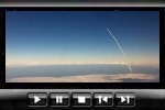 Friday Random Video: Space Shuttle Launch Filmed From Airplane