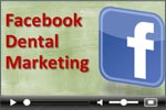 Facebook dental marketing dentist survey video