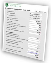 Dental Associate Analysis