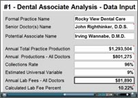 Dental Associate Analysis Software Video Tutorial