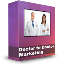 Doctor to Doctor Marketing
